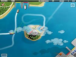 Port Pilot game