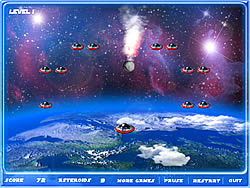 Patrol Comet Game game