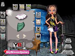 Juega al juego gratis Monster High Dolls