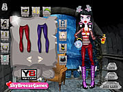 Play Monster high dolls Game
