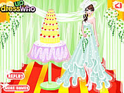 Play Glam bride makeover Game
