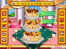 Sweet Wedding Cakes game