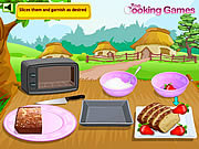 Play Pound cake Game