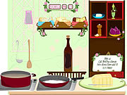 Play Cheese risotto Game