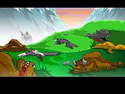 Watch free cartoon Primal War: Episode 2