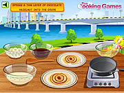 Play Crepes Game