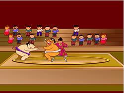 Sumo παιχνίδι