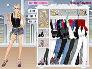 Play Carrie underwood dress up game Game