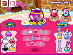 Juega al juego gratis Nail Color Studio