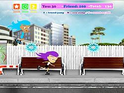 Jogar jogo grátis Roller Girls
