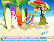 Play Leila dress up Game