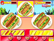 Play Hot dog contest Game