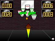 Crazy Hoops لعبة