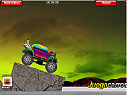 Play Monster vocho Game