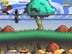 F-Runner game