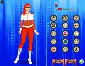 Play F1 racing dress up Game