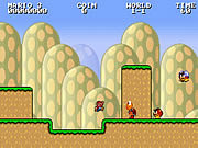 Infinite Mario in html 5 game