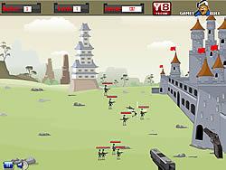 Juega al juego gratis Defend Castle