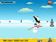 Play Happy feet Game