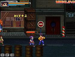 Hong Kong Ninja game