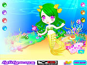 Play Little mermaid princess Game