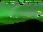 Play Ben 10 air strikes Game