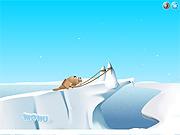 Ice Slide game