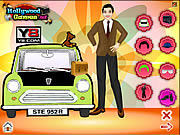 Play Mr bean dress up Game
