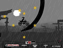 Ninja Bike Stunts game
