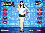 Play Miley cyrus dressup Game