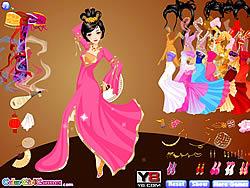 Dancing Chinese Princess game