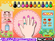 Fantastic Nail Art game