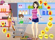 Game dành cho trẻ em mua sắm