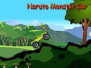 Juega al juego gratis Naruto Monster Car