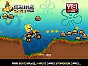 SpongeBob ATV game