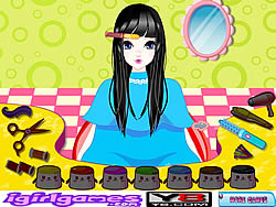 Hair Salon Game game