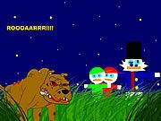 Vea dibujos animados gratis Residuck Evil