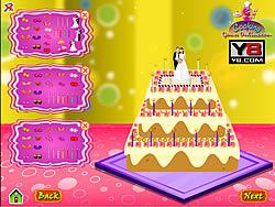 Wedding Cake Decoration Game game