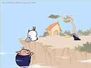Watch free cartoon Mashimaro Rabbit Episode 6: Wanted