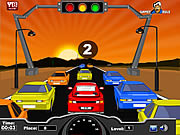Dust Race game