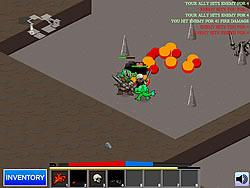Hack Slash Crawl game