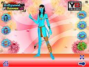 Play Neytiri dress up Game