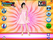 Play Penelope cruz dress up Game