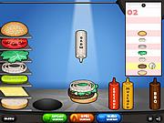 Play Papa s burgeria Game