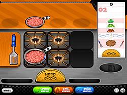 무료 게임 플레이 Papa's Taco Mia!