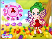 Play Fruit fairy game Game