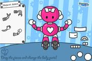 Play Cute robot girl Game