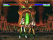 Play Necromanthus mortal kombat 3 Game