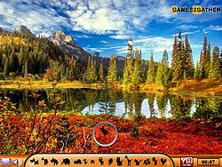 Hidden Animals-Autumn Season game