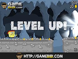 Jucați jocuri gratuite Spongebob Dangerous Cave